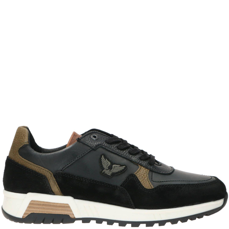PME Valkman Sneaker Heren Zwart