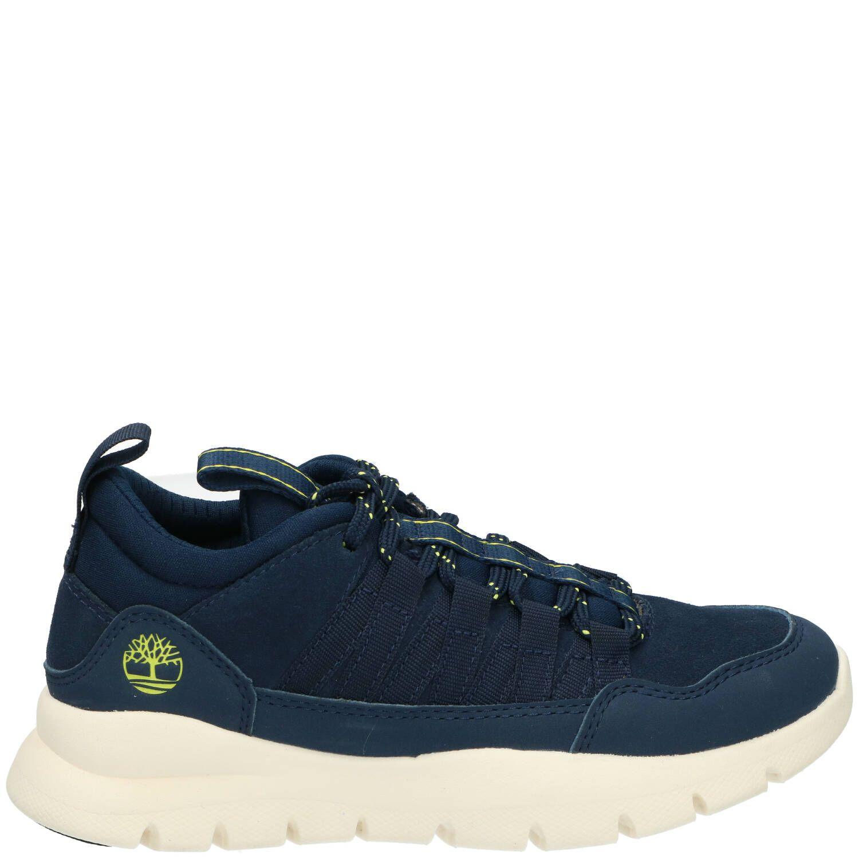 Timberland sneaker blauw
