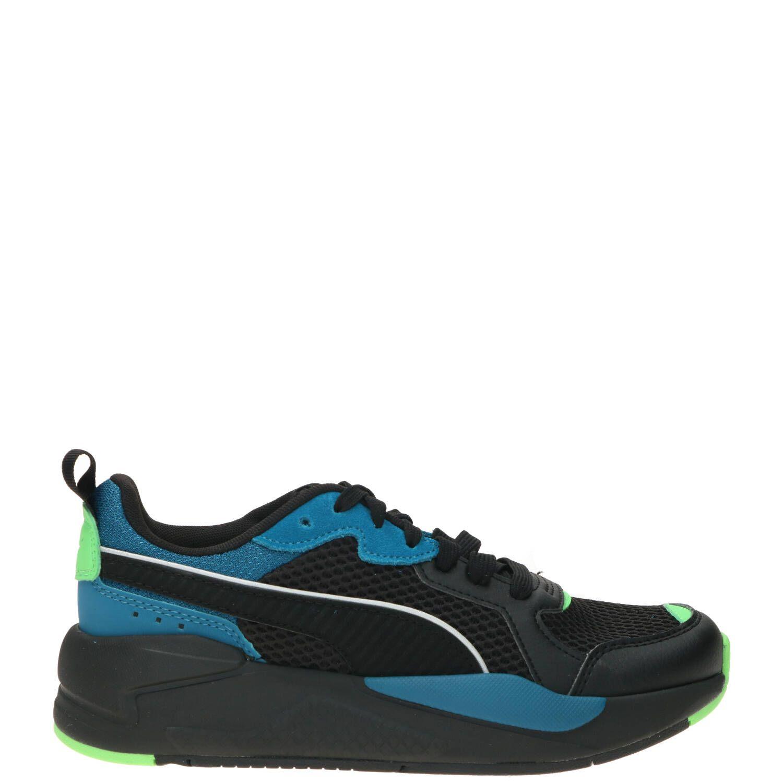 Puma X-Ray Glow Jr sneakers zwart/blauw/groen online kopen