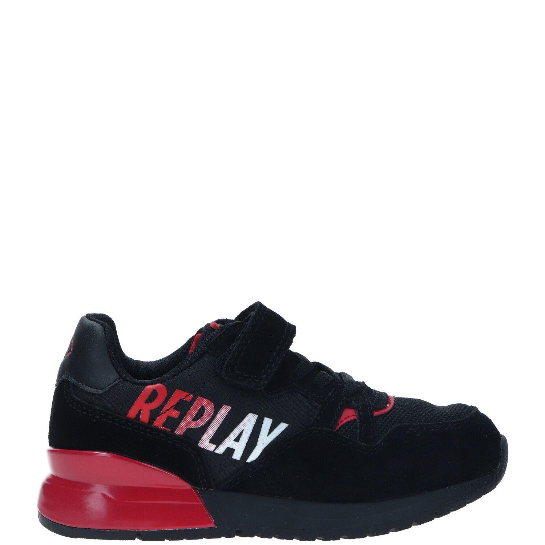 Replay Blazen Sneaker Zwart/Multi online kopen