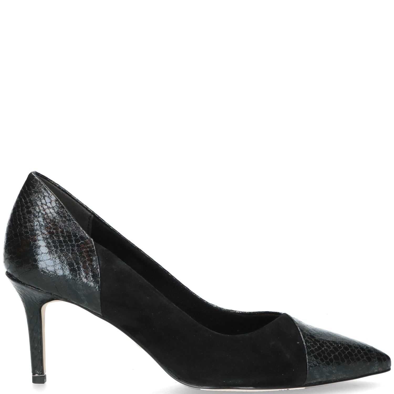 Tamaris Juliane Pump Dames Zwart