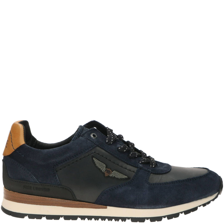 PME Lockplate Sneaker Heren Blauw