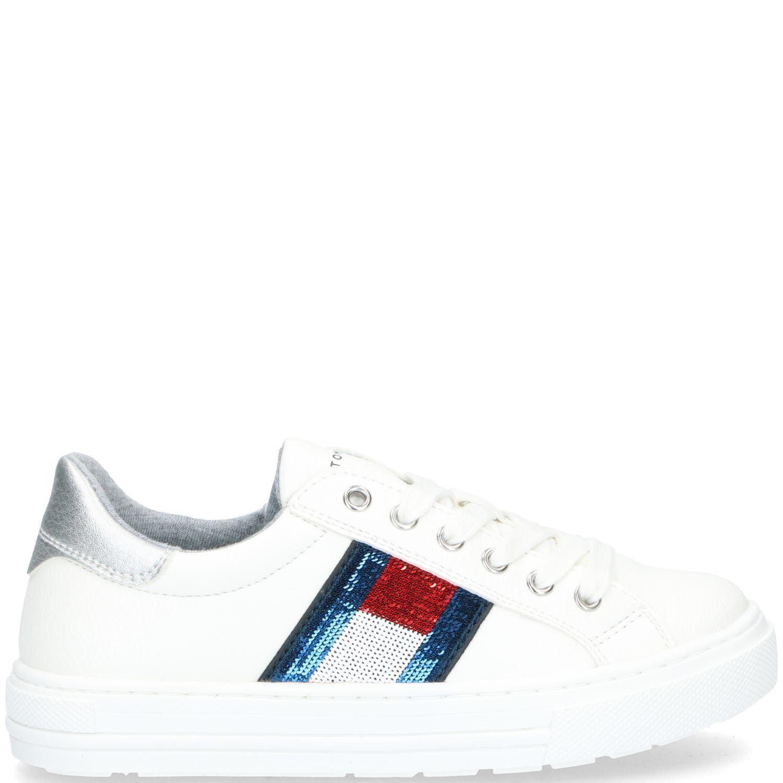 Tommy Hilfiger Sneaker Jongens Wit