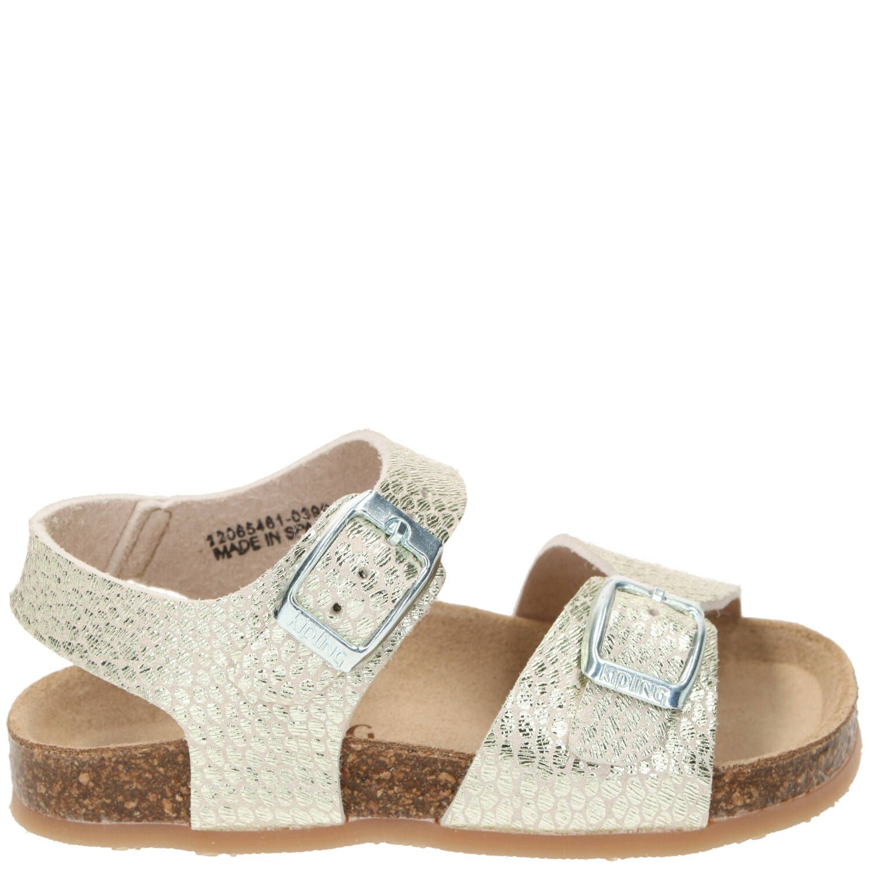 Zilveren Meisjes Kipling Sandalen kopen? Vergelijk op