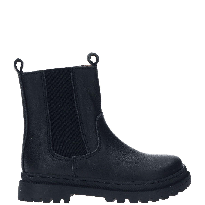 Shoesme NT21W004-B leren chelsea boots zwart online kopen
