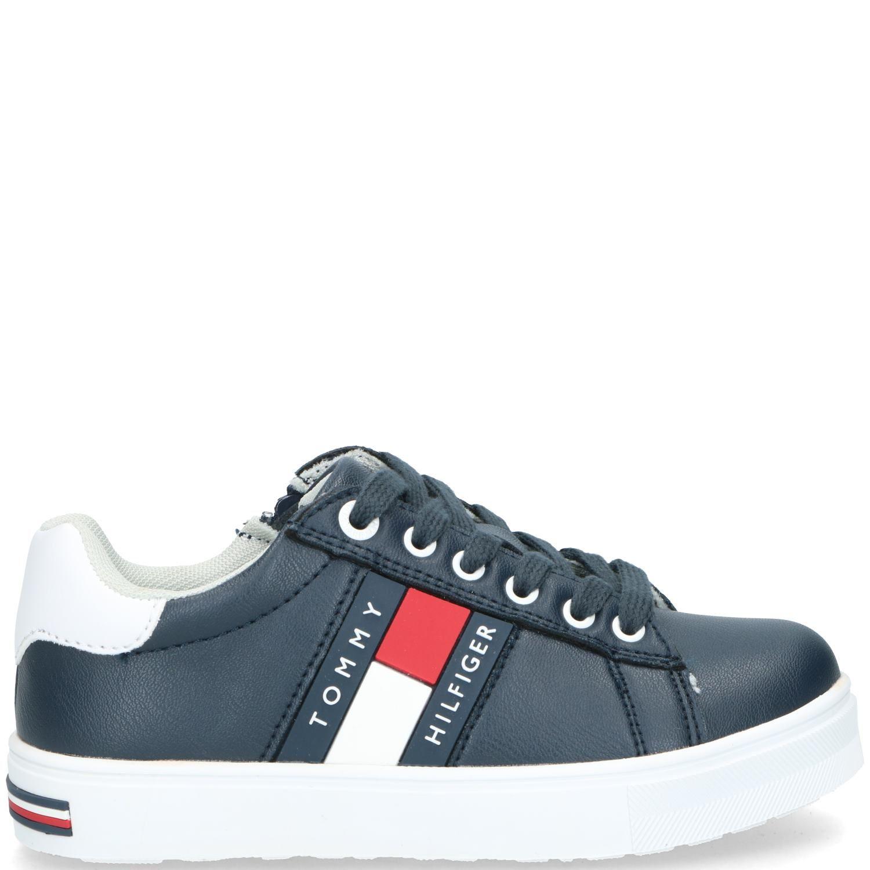 Tommy Hilfiger Sneaker Jongens Blauw