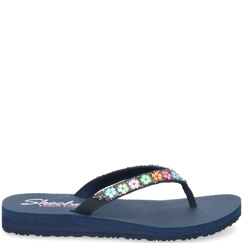 Skechers Meditation Daisy Delight slipper
