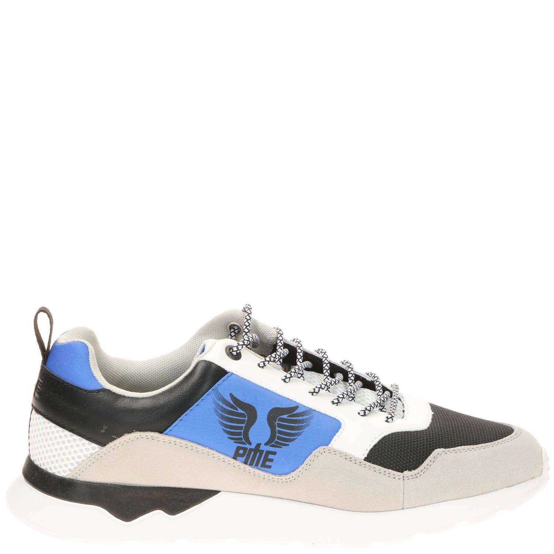 PME Legend Dragstout Sneaker Heren Blauw-Grijs