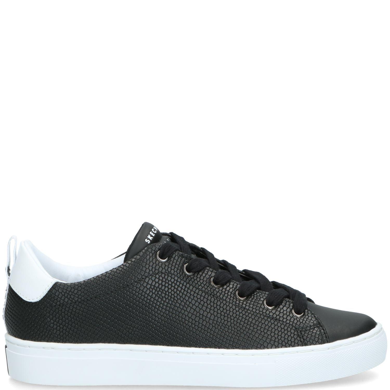 Skechers Street Sneaker Dames Zwart