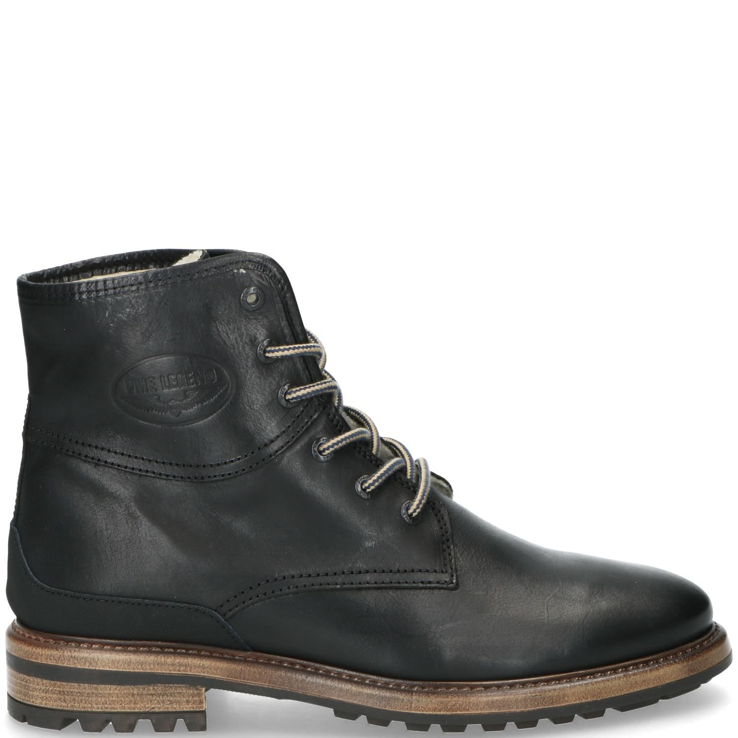 PME Legend Aviator Veterboot Heren Zwart