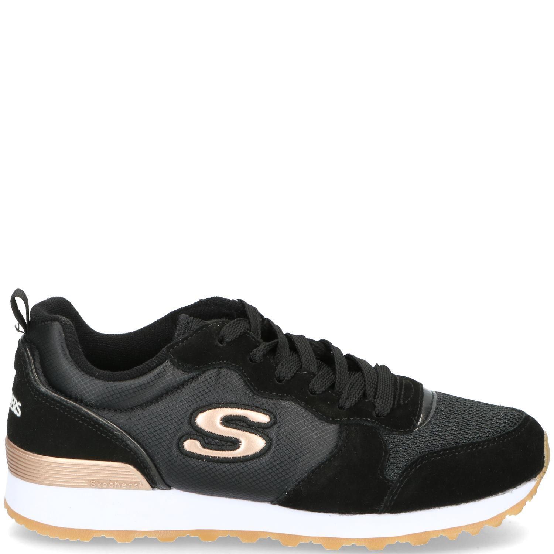 Skechers Sneaker Dames Zwart