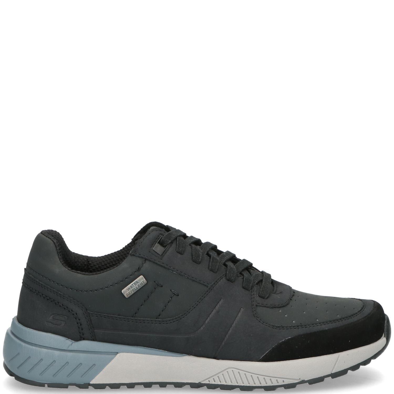 Skechers Classic Fit Sneaker Heren Zwart