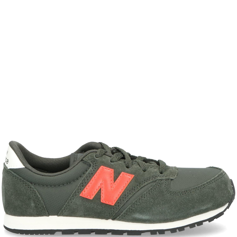 New Balance 420 Sneaker Jongens Groen