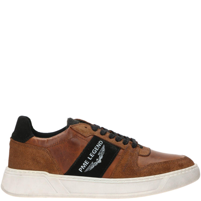 PME Flettner Sneaker Heren Bruin-Cognac
