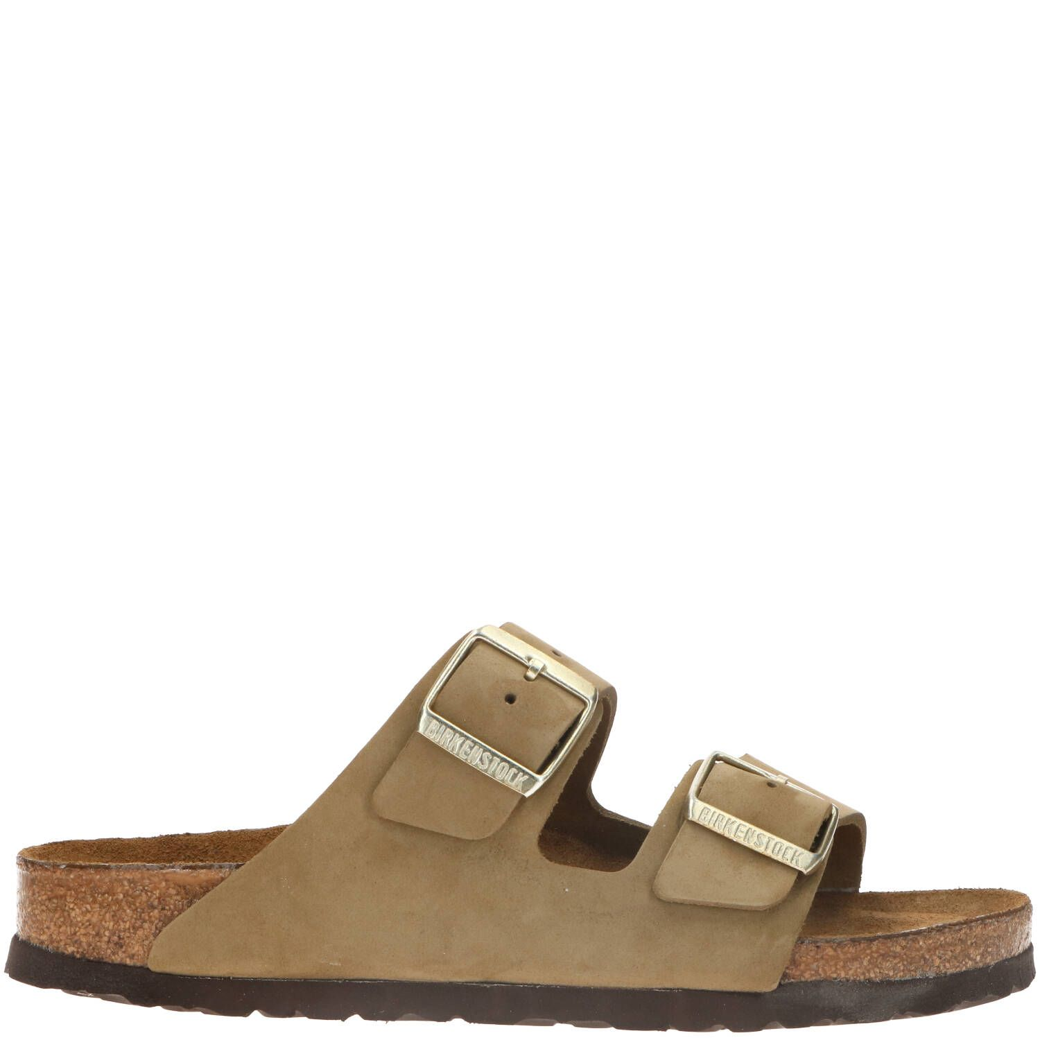 Birkenstock Arizona Slipper Groen