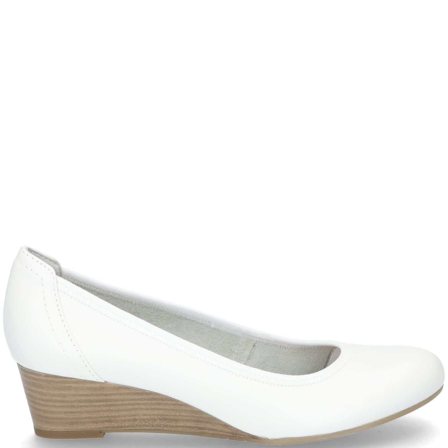 Tamaris Borage Pump Dames Zwart