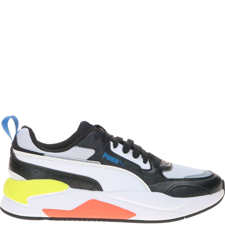 Puma X-Ray 2 Square sneakers zwart/wit/blauw online kopen