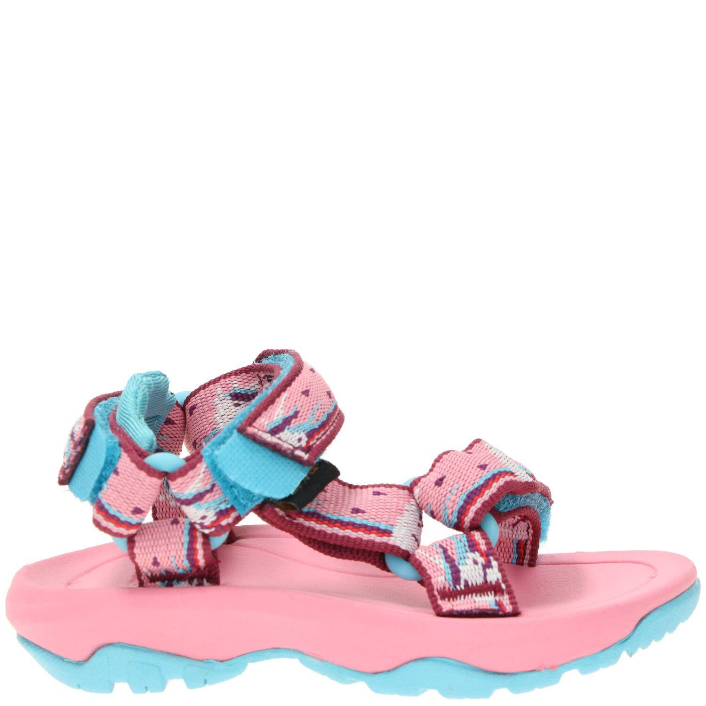 Teva Sandaal Meisjes Blauw-Roze