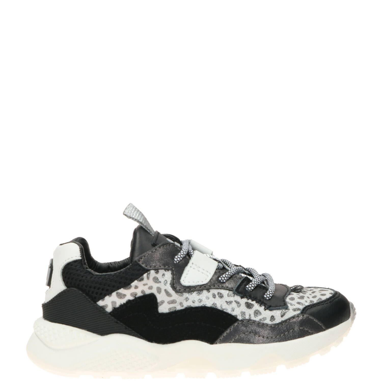 Vingino Mila Sneaker Zwart