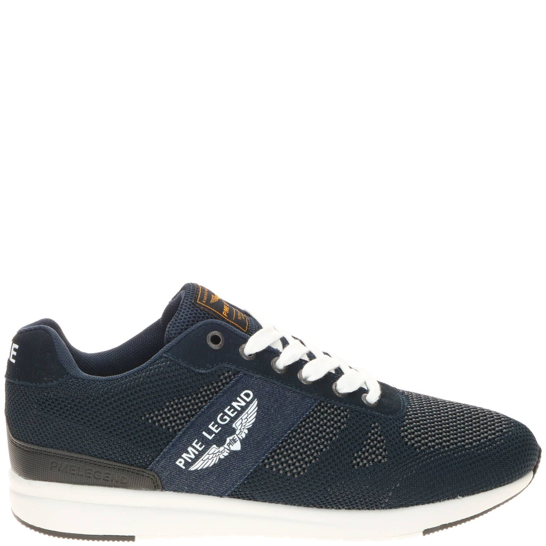 PME Legend Dornierer Sneaker Heren Blauw
