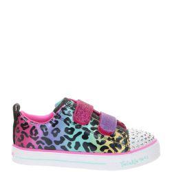 Skechers Shuffle Leopard Cutie
