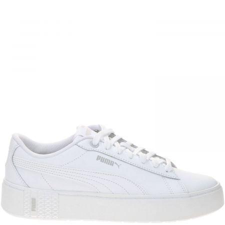 Puma Smash platform sneaker