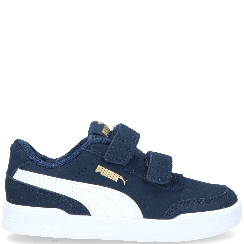 Puma Vista V Sneaker Jongens Blauw