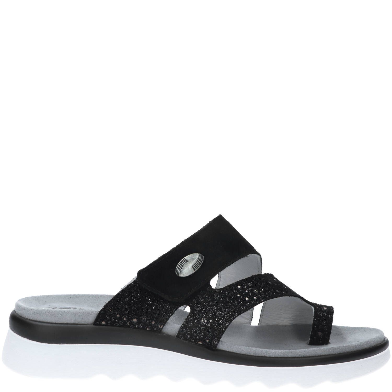 Rohde Slippers zwart