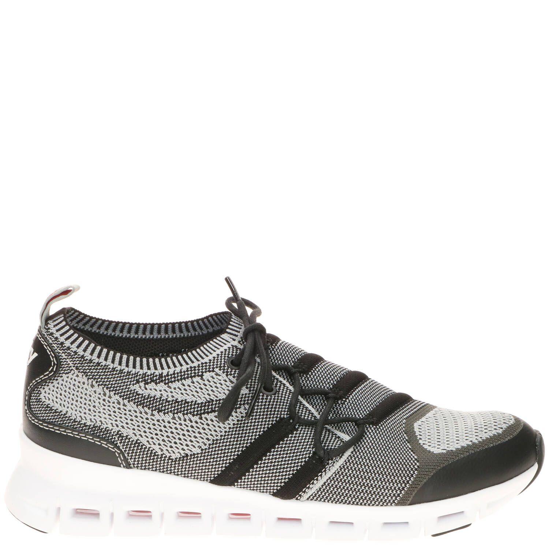 Wolky Nero 3D Comfort Sneaker Dames Grijs-Zwart