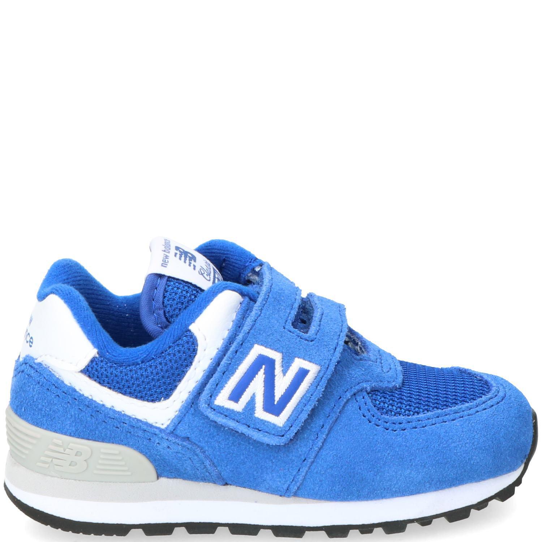 Maat 23 Schoenen Fresh New Balance Kg574 Blue Black