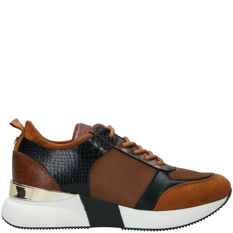 La Strada Sneaker  Bruin/Cognac